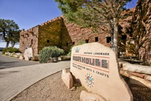 SR Hopi House and sign_lo