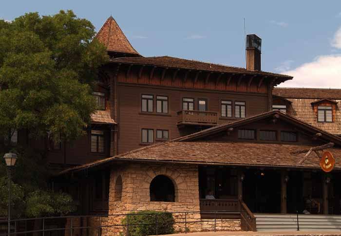 Grand Canyon Hotels >> The Grand Hotel At The Grand Canyon Tusayan Az
