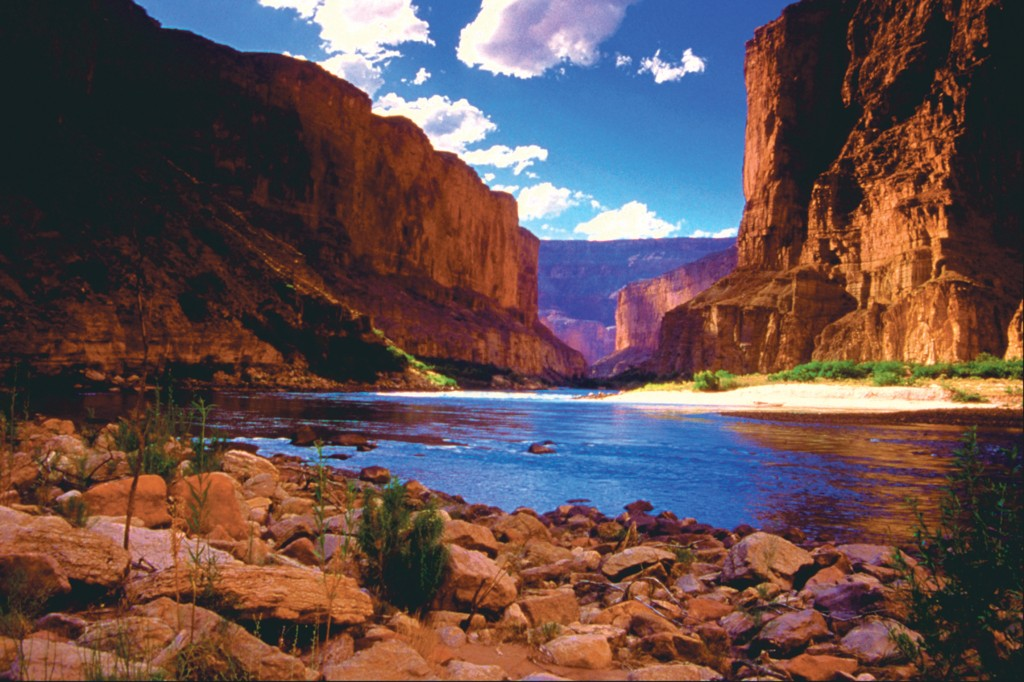 Smoothwater Float down the Colorado River
