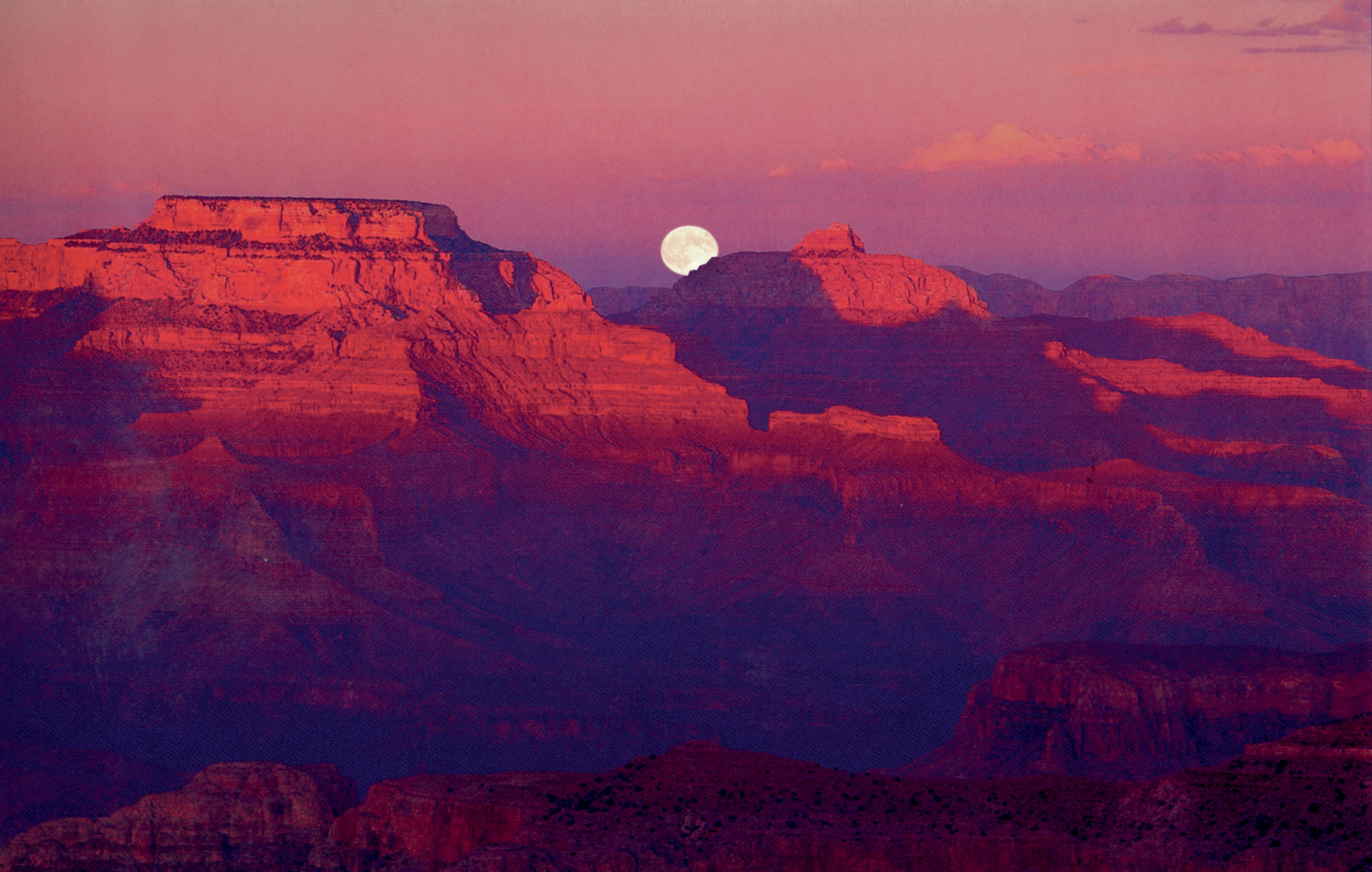 Grand Canyon South Rim Grand Canyon National Park  2018